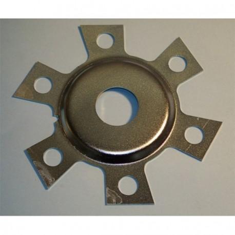 D121-91 Chapita freno de tornillo volante motor 11D