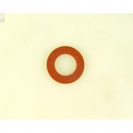 Arandela de fibra para el tubo de engrase