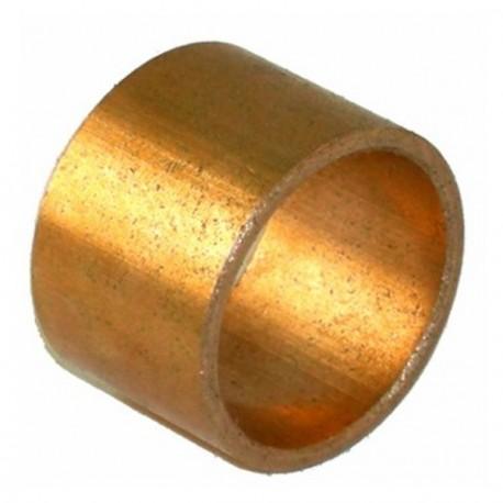 Casquillo de bronce del eje del empujador