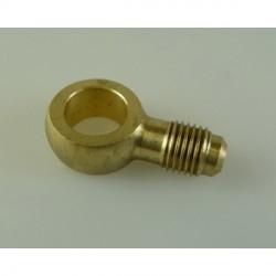 Racor de cilindro de freno para conexión de tubería