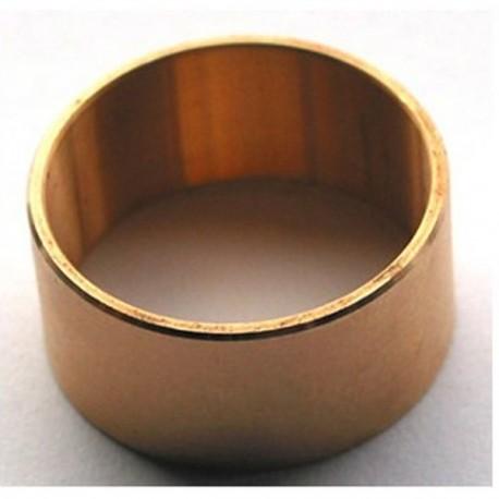 Casquillo de bronce para zapata