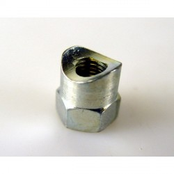 540565 LOCK NUT CLUTCH CABLE