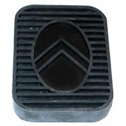 Goma de pedales rectangular