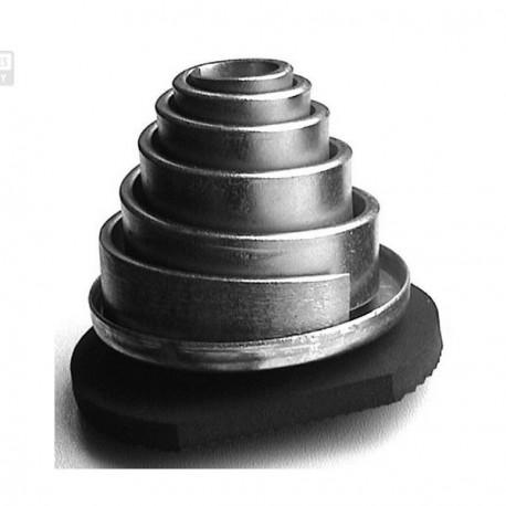 Espiral metálica suspensión motor anterior 1953