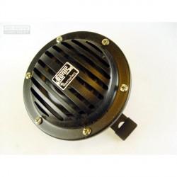 Klaxon 6V en negro sonido alto (como original)