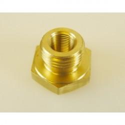 Adaptador para manometro de presion de aceite