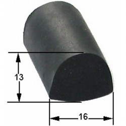 224257 BOOT RUBBER SPONGE