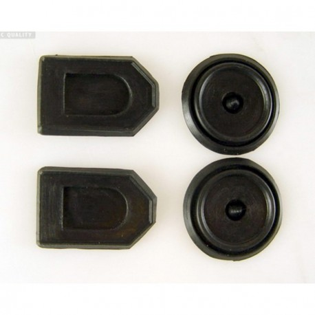 803885 PAINT PROTECTOR BOOT HINGE