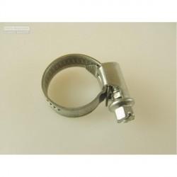 Brida metálica para tubería entre bomba y culata