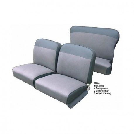Seat cover complet 11B