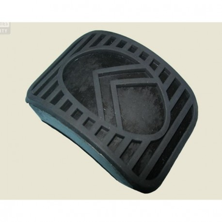 D45463 PARKING PEDAL PAD WITH CHEVRON