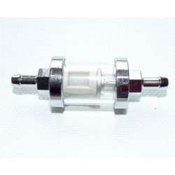 1130111 Petrol filter chrome