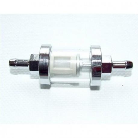 1130111 Petrol filter chrome