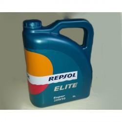 Aceite motor 20w50 Repsol 5L