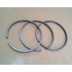 Piston rings set 16uds for 54,4mm