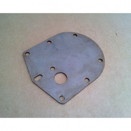 Plate waterpump Renault 4cv