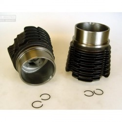 Pareja de cilindros y pistones