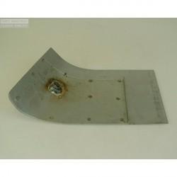 Fijacion cinturon de seguridad trasero