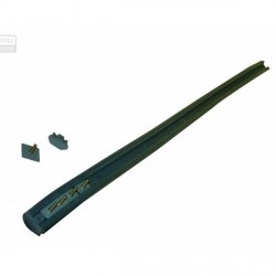 1720213 REAR BUMPER RUBBER GREY