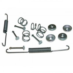AM45114 SPRING KIT BRAKESHOES FRONT