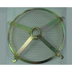 Rejilla proteccion ventilador