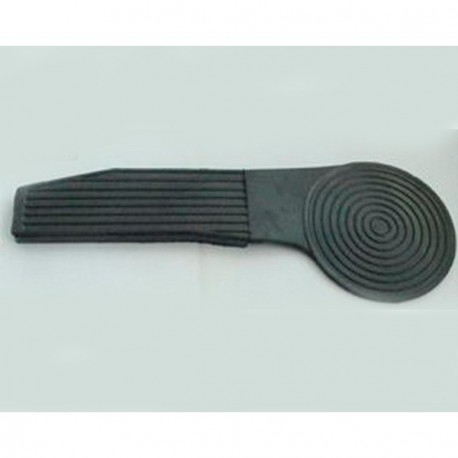 1900183 RUBBER THROTTLE PEDAL PAD ST.