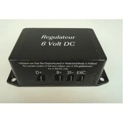 Regulador carga 6V dinamo Ducellier/Paris Rhone