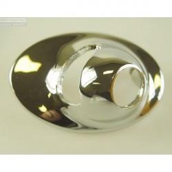298202 HEAD LIGHT BRACKET CHROME RF