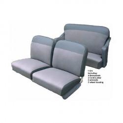 Juego completo de fundas para asientos - 11B