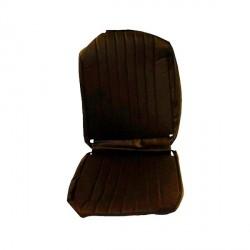 Funda asiento delantero izquierdo en Skay Negro