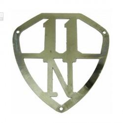 Emblema en inox - 11B