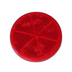 Catadioptrico - Color: Rojo