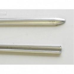 Moldura en aluminio de puerta trasera 2cv