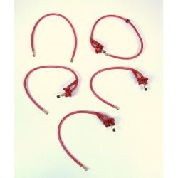 Cables de bujia para Citroen HY y DS