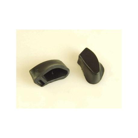 1600019 PLASTIC LOCK KNOB SET (L+R)