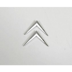 Emblema Chevron Citroen Metal