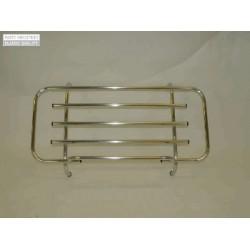 Portamaletas Aluminio pulido 2cv