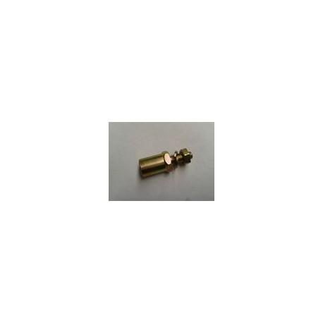 Tornillo racor cilindro freno conexion tuberia